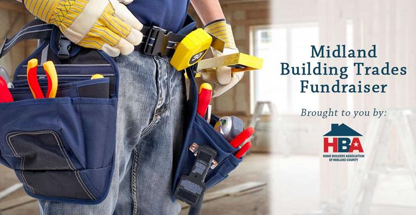 Midland Building Trades Fundraiser