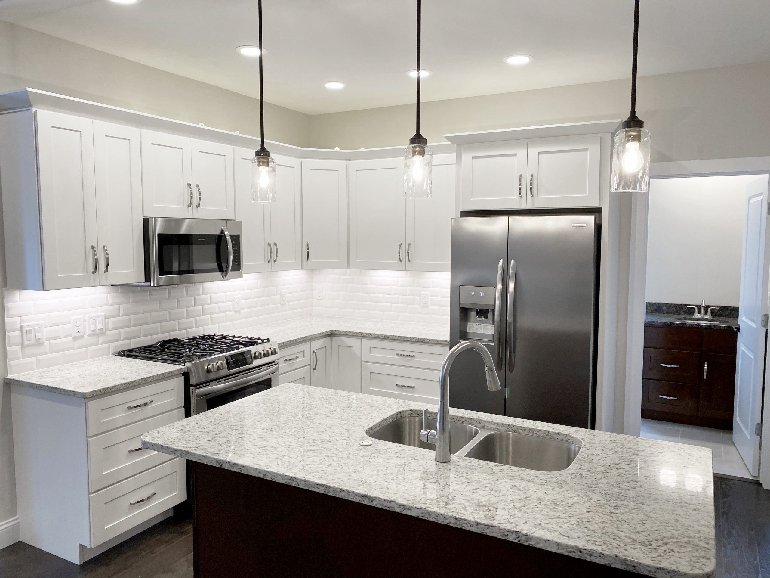 condominium kitchen